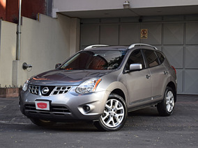 Nissan Rogue Exclusive Gris 2014