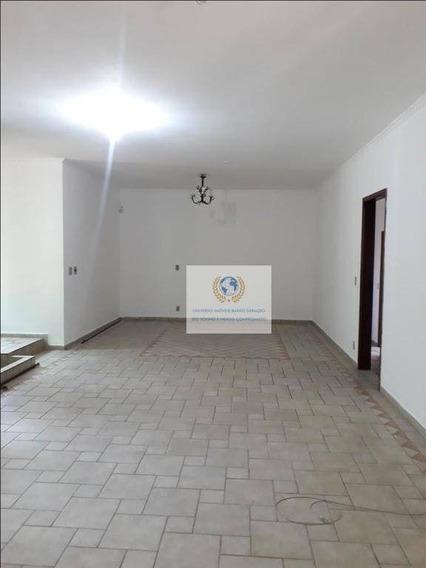 Casa Com 3 Quartos Em Frente A Lagoa Para Alugar, 203 M² Por R$ 4.300/mês - Cidade Universitária - Campinas/sp - Ca1093