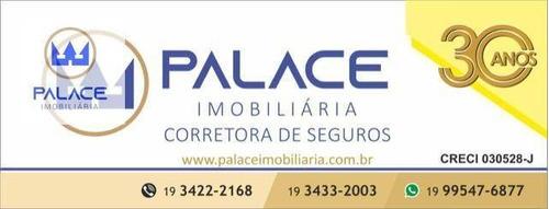 Terreno À Venda, 1000 M² Por R$ 200.000 - Condomínio Fechado - Condomínio Campestre Campestre - Piracicaba/sp - Te0363