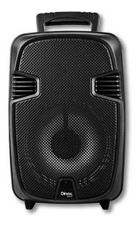 Parlante Bluetooth 8 Potenciado Radio Fm House 2.0