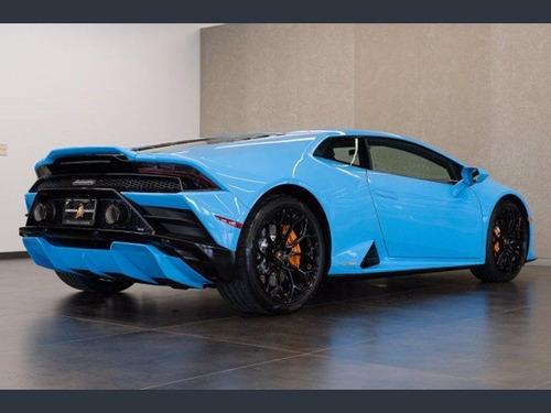Imagem 1 de 15 de Lamborghini Huracan Evo Coupe 2p