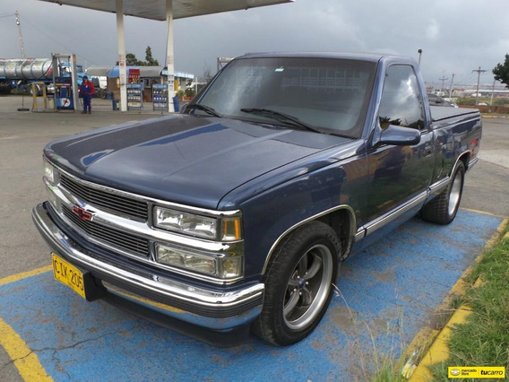 Chevrolet Silverado At 5700 Cc Aa 4x2