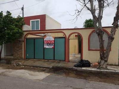 Casa - Fraccionamiento Francisco De Montejo