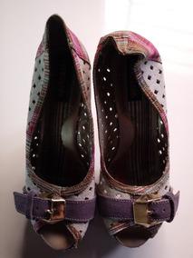 Sapato Feminino De Salto Alto Da Marca Timbalada
