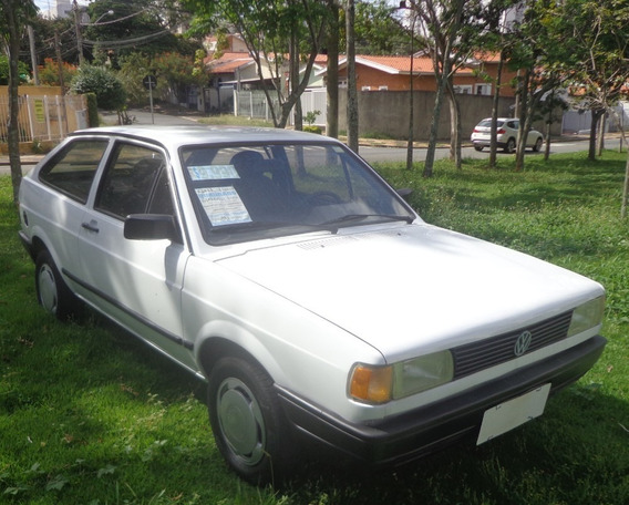 Gol 1994 Motor 1.000 Pneus Novos Mêcanica 100% Raridade