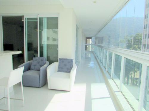 Apartamento Com 3 Dormitórios À Venda, 175 M² Por R$ 1.300.000,00 - Pitangueiras - Guarujá/sp - Ap1567