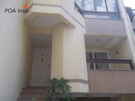 Casa Residencial Para Venda E Locação, Boa Vista, Porto Alegre. - Ca0108