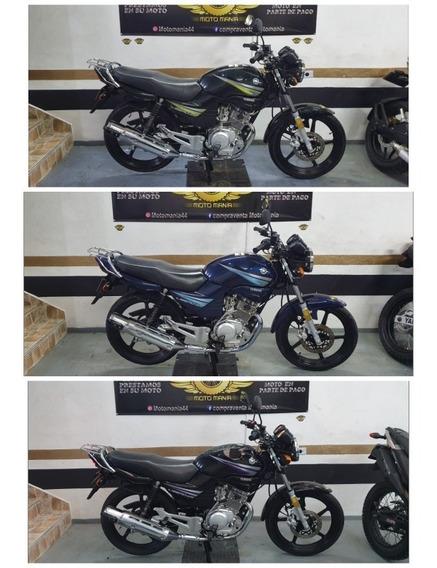 Yamaha Libero Mod 2018 2019 Gris Azul Verde Negra