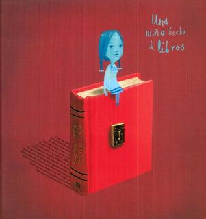 Una Niña Hecha De Libros, Oliver Jeffers, Ed. Fce