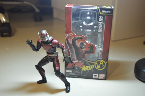 Ant Man S.h.figuarts Homem Formiga - Ant Man And The Wasp