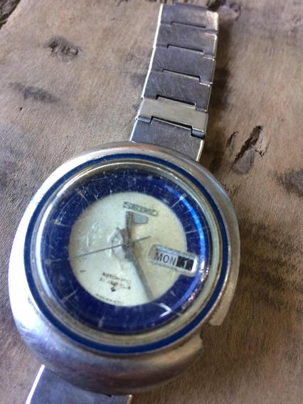 Relógio Raríssimo Seiko Oval ( Restauro Ou Sucata) 207