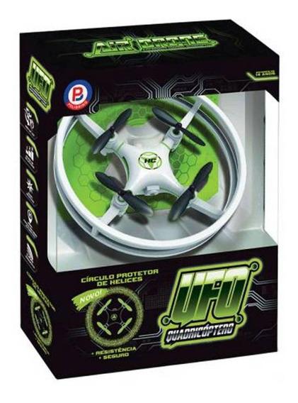 Drone Quadricoptero Ufo Com Controle Remoto - Polibrinq 1046