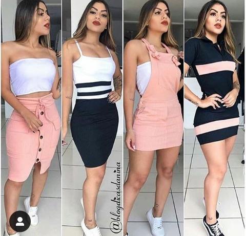 Lindos Vestidos Deportivos Lo Último En Moda