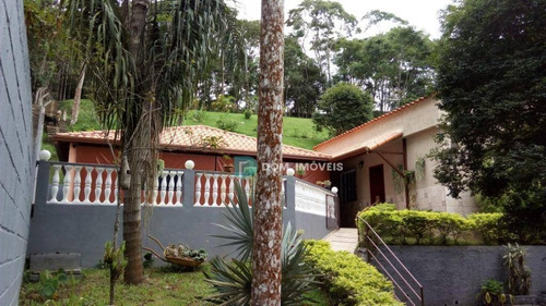 Imagem 1 de 30 de Seu Spa Particular - Chácara Com 3 Dormitórios À Venda, 3845 M² Por R$ 450.000 - Grama - Juiz De Fora/mg - Ch0036