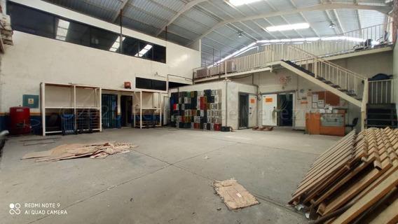 Galpon En Alquiler Centro Barquisimeto 20-24734 Zegm