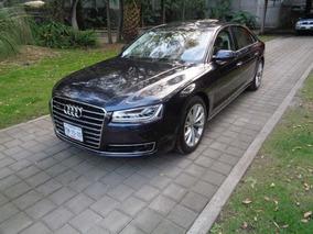 Audi A8 Large V8turbo Presidencial 450 Hp 2015 (sin Rodar)