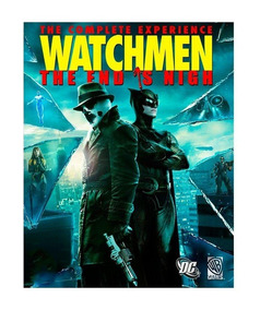 Watchmen The End Is Nigh Part 1 - Ps3 Psn Mídia Digital