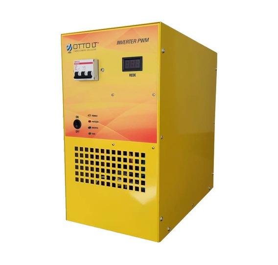 Inversor Solar Pwm10.000 10kva Off-grid 100% Nacional