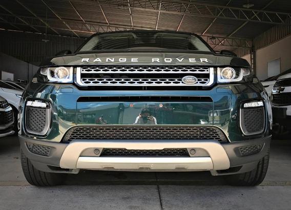 Land Rover Range Rover Evoque Se 2.0. Verde 2016/16