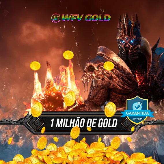 1m- Gold Wow, Wow Gold, Brutossauro, 1kk, Azralon Horda
