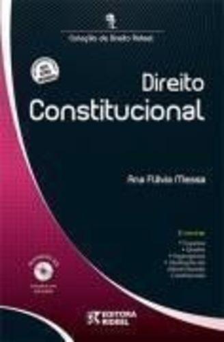 Livro Direito Constitucional Ana Flavia Messa