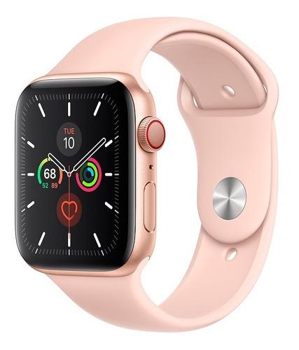 Apple Watch Series 5 40mm Gps + Celular Lte - Zero E Lacrado