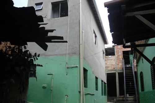 4 Casas No Lote Bairro São Benedito - Santa Luzia - 718