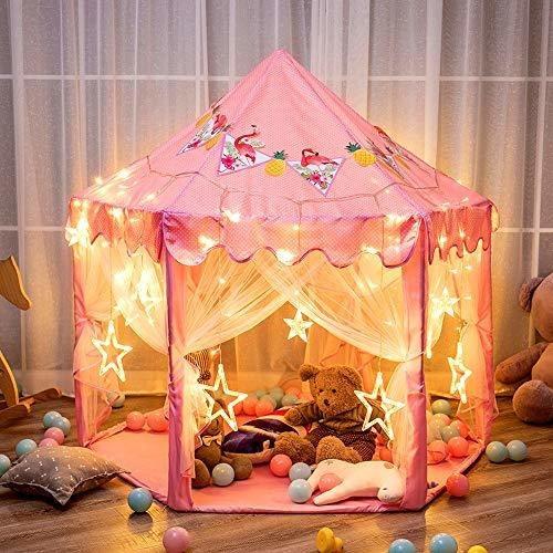 Twinkle Star - Tienda De Campaña De Princesa Con 138 Luces