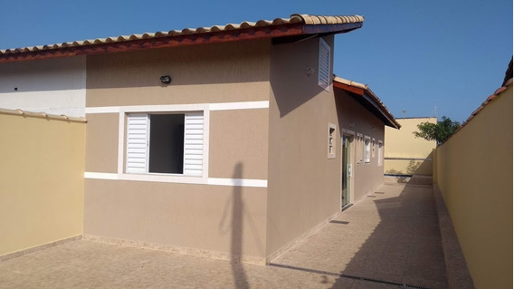 Vendo Casa Nova Com Piscina No Bopiranga Em Itanhaém Sp