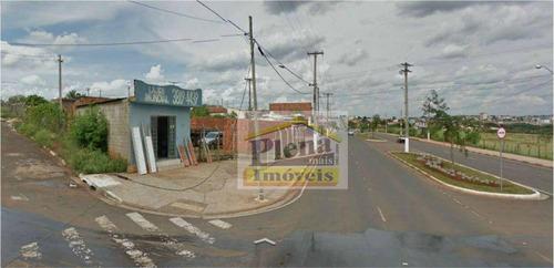 Área Comercial À Venda, Jardim Das Colinas, Hortolândia. - Ar0058