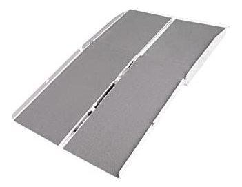 Silver Spring Wcmf-4 Rampa De Aluminio Para Sillas De Ruedas