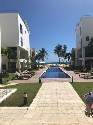 Hermoso Apartamento 2hab Frente A Playa Los Corales Bavaro