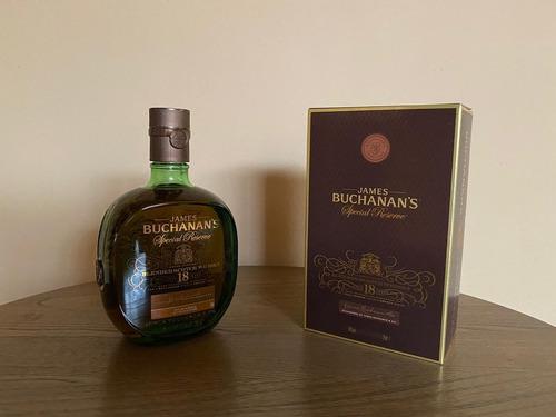 Whisky Buchanans 18 Años Botella