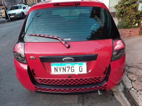Ford Ka 2011 1.0 Flex 3p