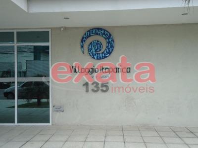 Sala Comercial Em Vila Velha - Es, Praia De Itaparica - Sa00005