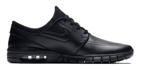 Tênis Nike Stefan Janoski Max L Preto