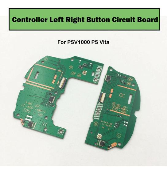 Repuesto Del Botón Izquierdo Derecho De La Placa De Circuito
