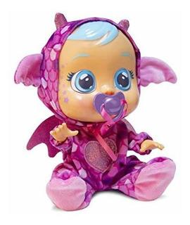 Cry Baby Muñeca Bruny Llorona El Dragón, Muñeca De 12