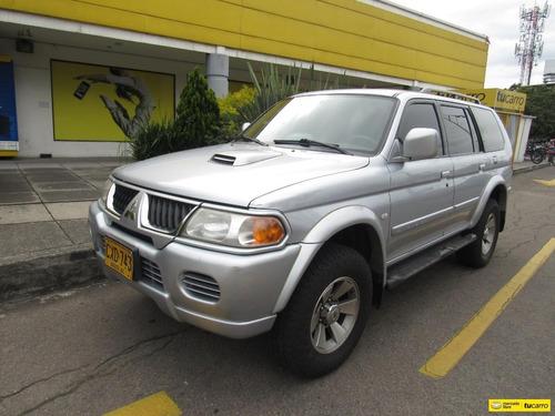 Mitsubishi Nativa 2.8 Gls Automatica Diesel 4x4