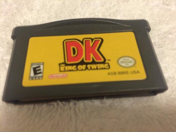 Dk King Of Twing (game Boy Advance)