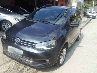 Vw Spacefox 2012/12 Sportline 1.6 Autom. Comp. + Multimídia