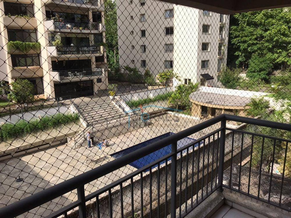 Apartamento Com 4 Dormitórios À Venda, 207 M² Por R$ 2.000.000 - Ap13557