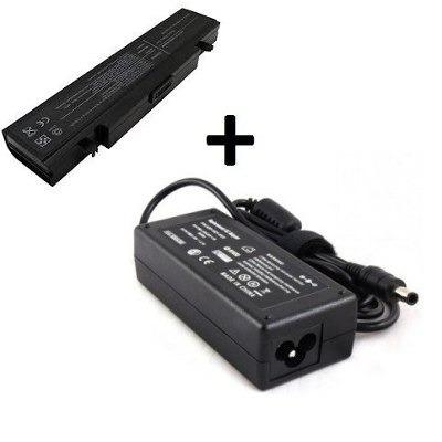Kit Fonte 19v 3,16a + Bateria Para Samsung Np300e4a-ad2br