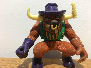 Cowboys Of Moo Mesa - Sheriff Terrorbull ( Hasbro 1991)
