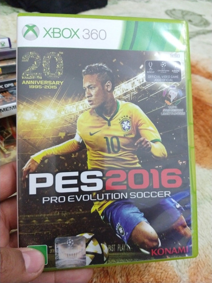 Pes 16 Xbox 360