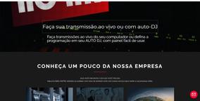 Site Para Empresa De Host- Pré Editado Wordpress
