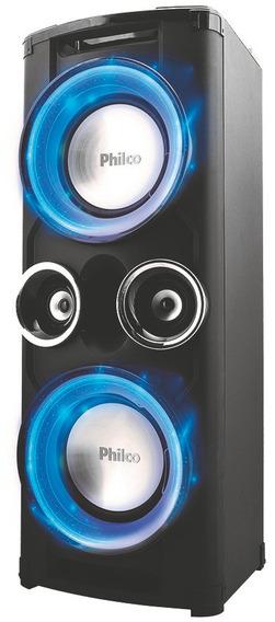 Caixa Acústica Philco Pht12000 Com Conexão Bluetooth Bivolt