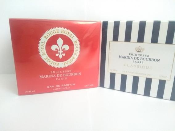 Perfume Princesse Classique 100ml + Rouge Royal 100ml