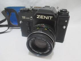 Antiga Camera Zenit 12 Xp Fotografica