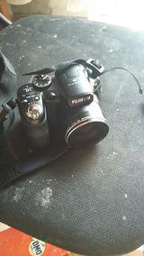 Maquina Fotografica Fujifilm Finepixs,com Cartao De Memoria